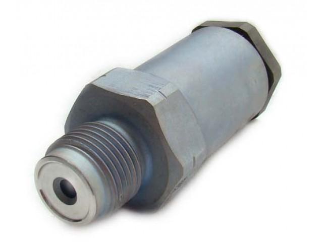 Sensores do tubo rail